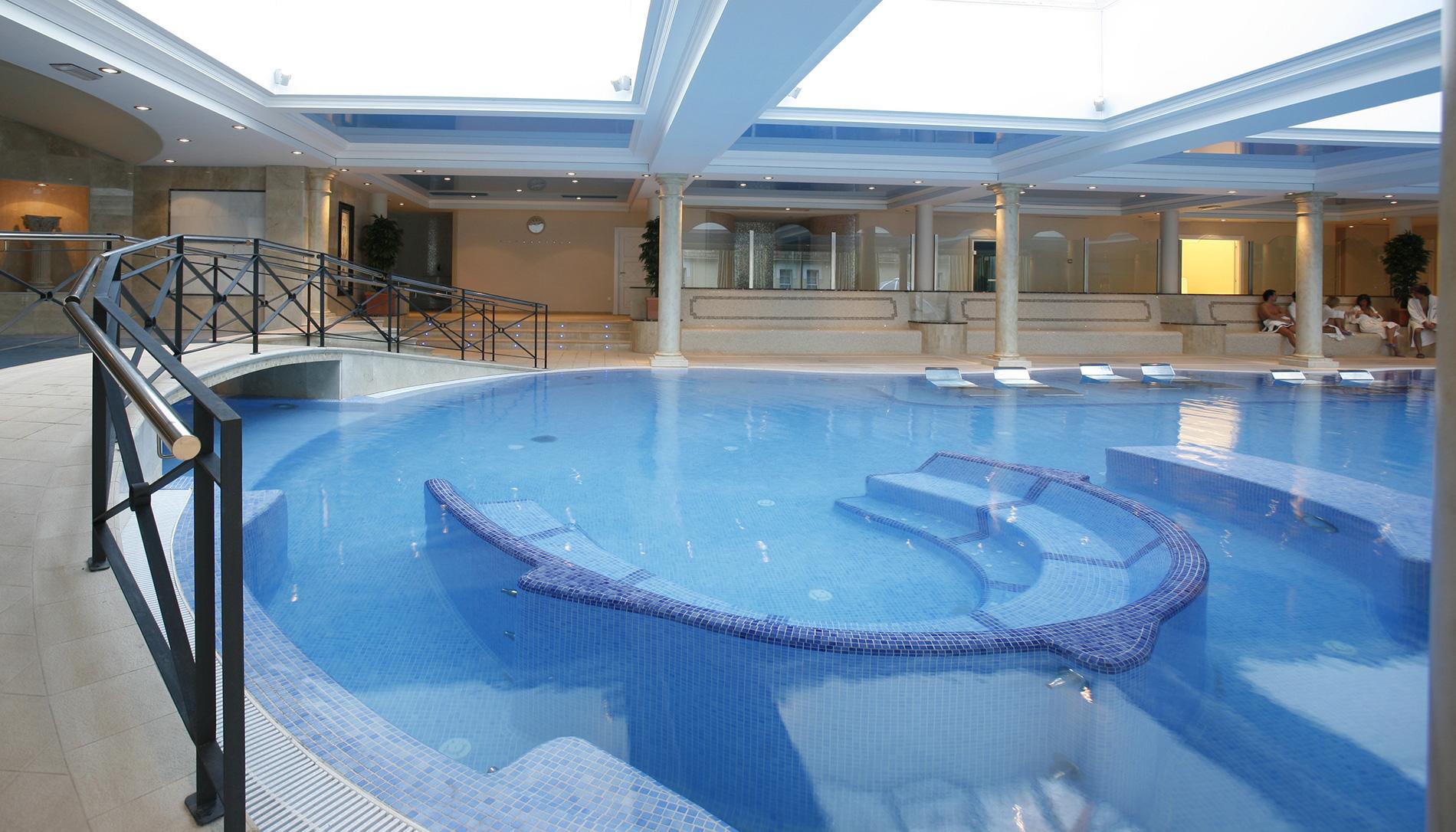 Obklad mozaika skleněná bazénová HISBALIT / 84