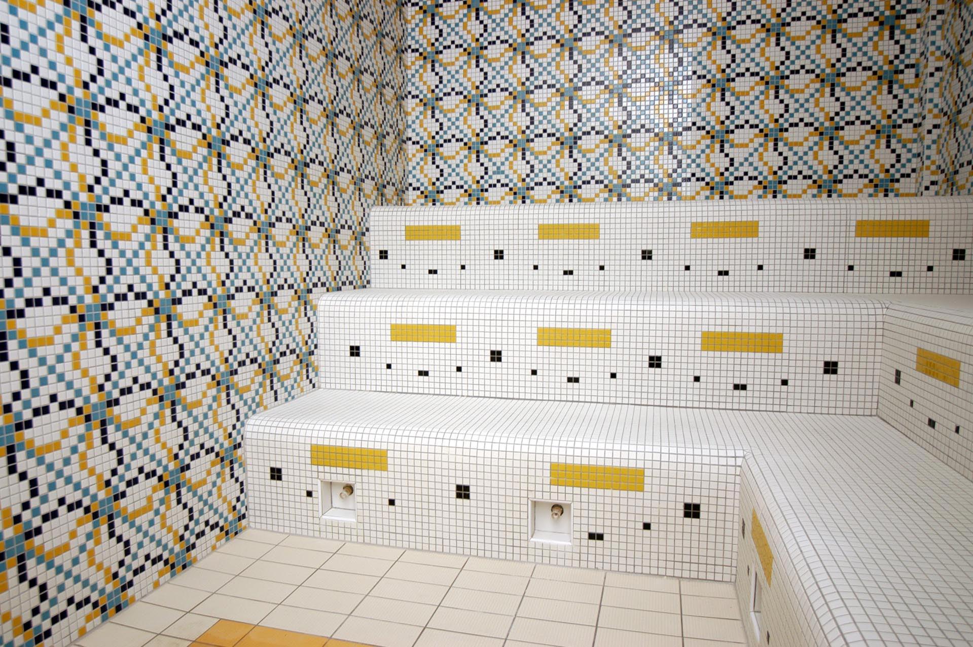 BARCELONA keramická mozaika  / 31